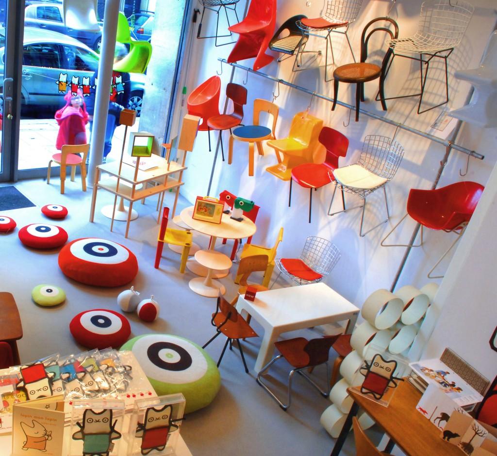 Mobilier Design Et Vintage Pour Les Enfants Caroline Munoz