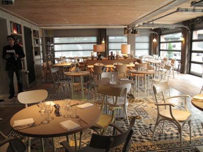 Starck archives caroline munoz - Ma cocotte restaurant saint ouen ...