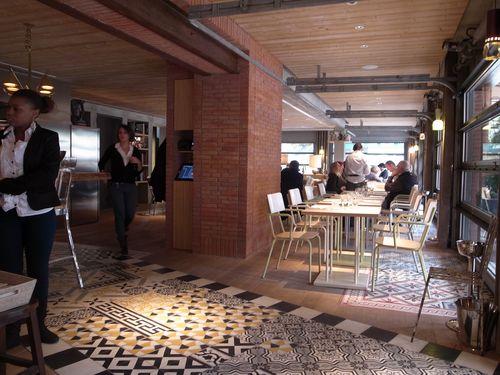 Ma cocotte le nouveau restaurant sign starck caroline munoz - Ma cocotte restaurant paris ...