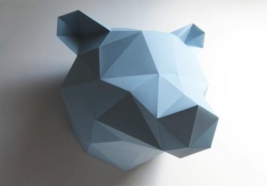Troph E Mural Faire Sois M Me Kit Origami Caroline Munoz
