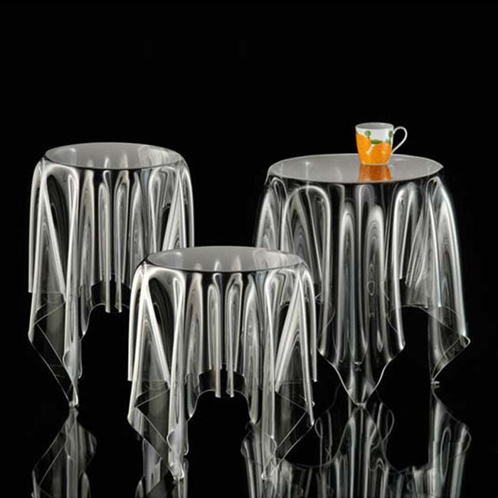 Illusion-Magic-Coffee-Table-Modern-transparent-acrylic-towel-handkerchief-corner-tables-coffee-table-a-few-tables