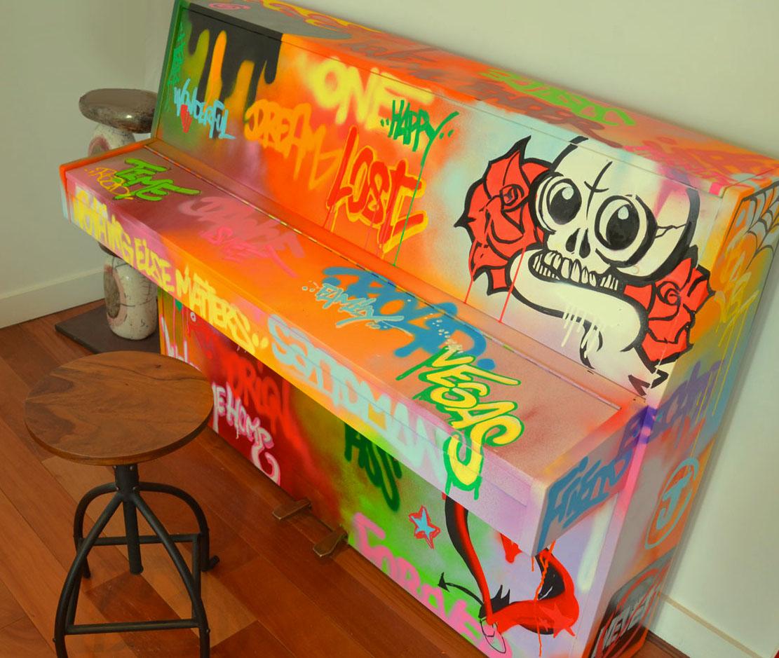 94 fontenay piano droit