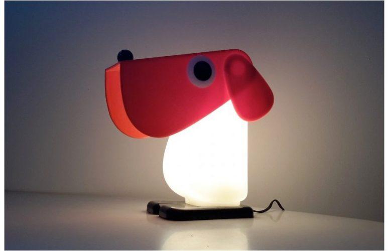 lampe chien- Fernando Cassetta 1
