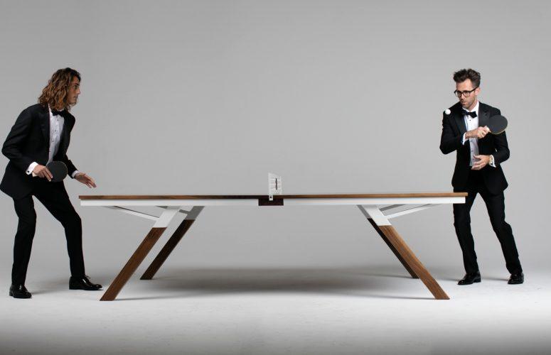 Woolsey Ping Pong Table - Caroline Munoz 12