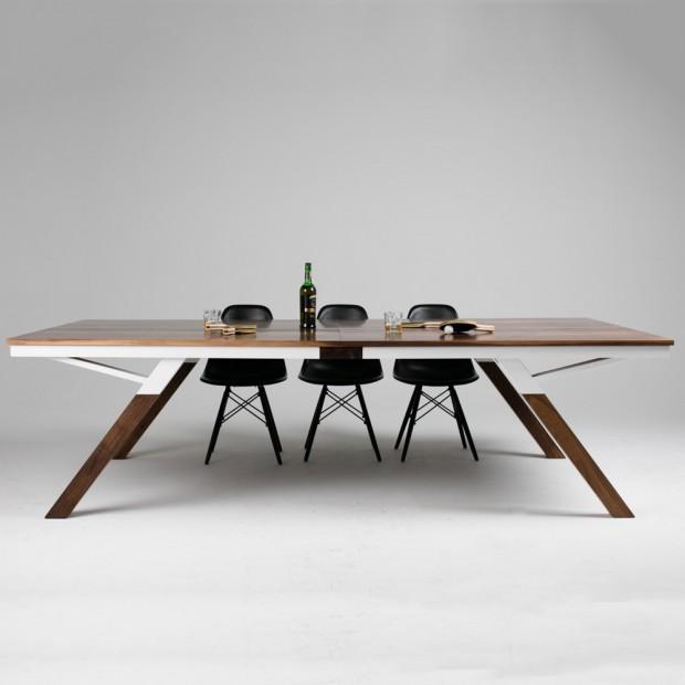Woolsey Ping Pong Table - Caroline Munoz 4