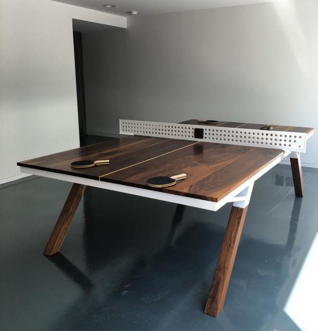 Woolsey Ping Pong Table - Caroline Munoz 7