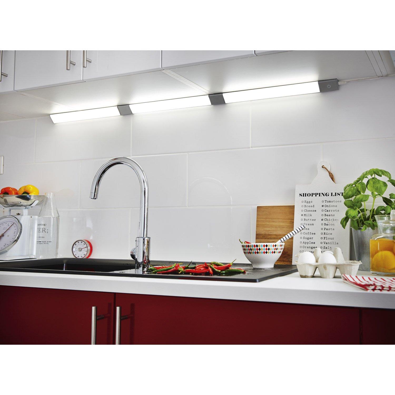 Eclairage Cuisine Led Plafond un bon éclairage dans sa cuisine ! - caroline munoz