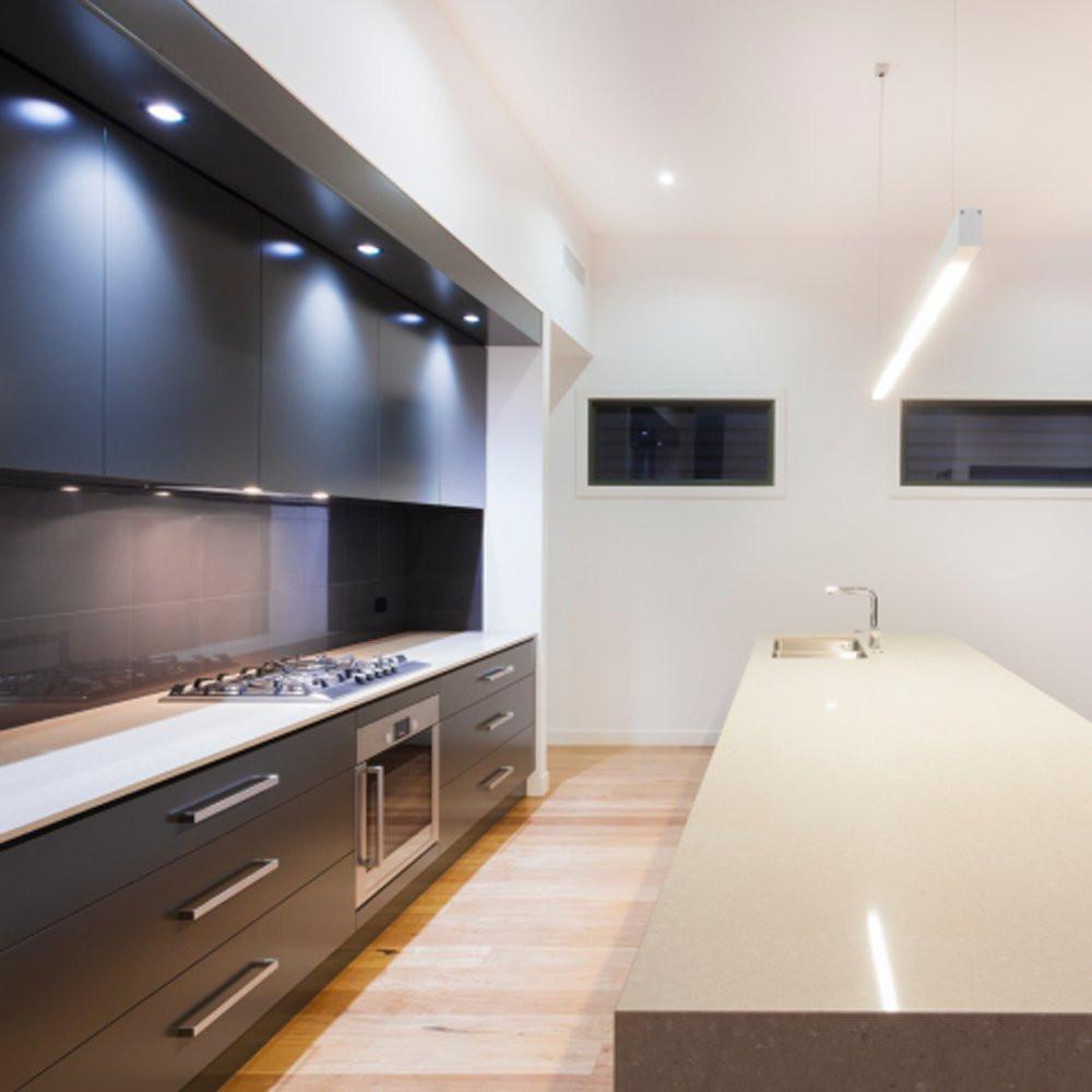 Spot Au Dessus Evier Cuisine un bon éclairage dans sa cuisine ! - caroline munoz