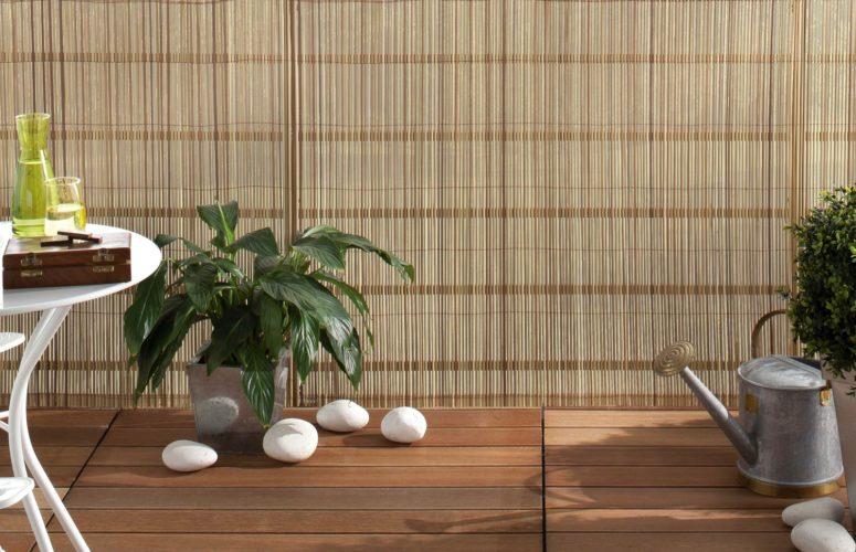 comment fixer un brise vue caroline munoz. Black Bedroom Furniture Sets. Home Design Ideas